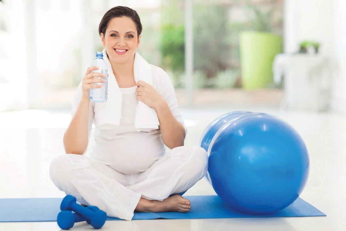 دوران بارداری و ورزش هایی که باید انجامشان دهید