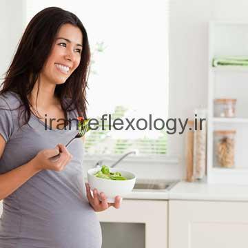 چگونه اضافه وزن بارداری را کنترل کنیم؟